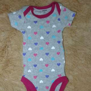 Baby Romper (purchase 3 item rm10 less rm5 )