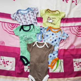 5pcs for $5 /Baby Clothes