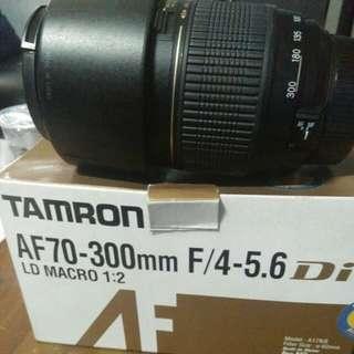 Lensa Tele 70-300