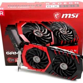 RX 580 MSI 4GB