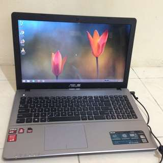 Laptop Asus X550ZE Amd A10 with Amd Radeon R6 Hdd 1TB