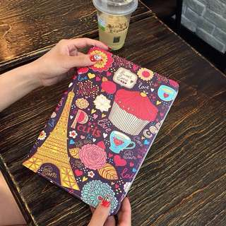 Paris Eiffel Towel iPad 2/3/4 Case
