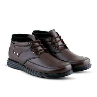 Sepatu pria Varka casual &boot D01