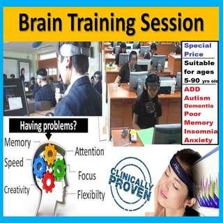 Brain Training Lessons For Improving Brain Functions