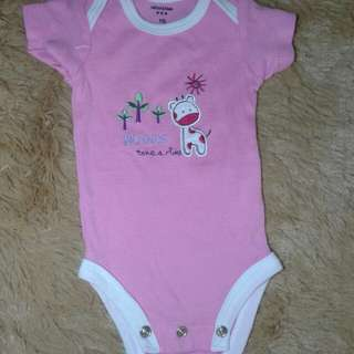 Baby Romper (purchase 3 item rm10 less rm5)