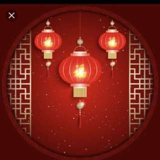 Bountiful and beautiful lunar new year from appshop1