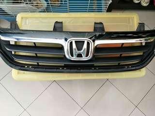 Honda stream grill