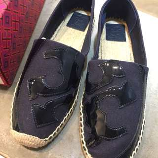 Tory Burch 草編鞋US10號。友人美國買回。因買錯尺寸。故便宜出售
