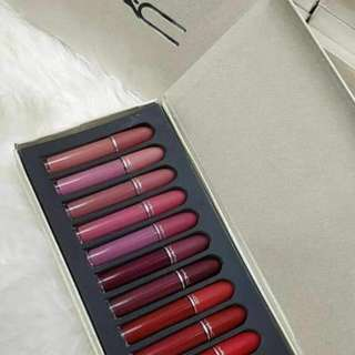 MAC 12 pcs Lipstick