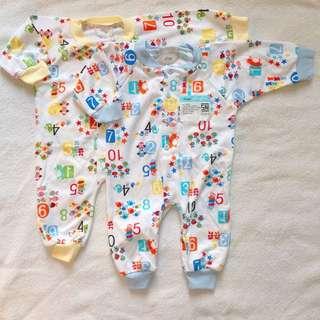 Baby Sleepwear Baby Pyjamas Sleepsuits