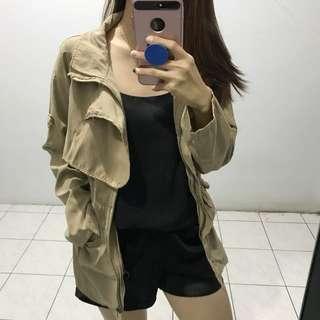 Hongkong Brown camel jacket