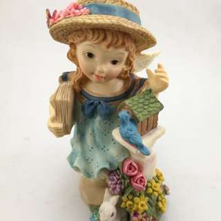Perfect Little Place #16 Angel Ceramic Figurine Decor