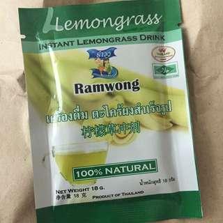 Instant Lemon Grass Drink