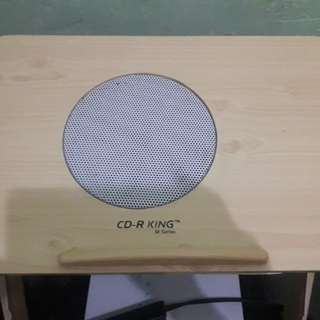Cdr king laptop stand