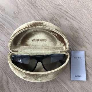 Original Miu Miu Sunglasses