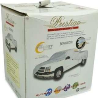 Cover mobil size B krisbow khusus jenis mobil jazz dan sejenis