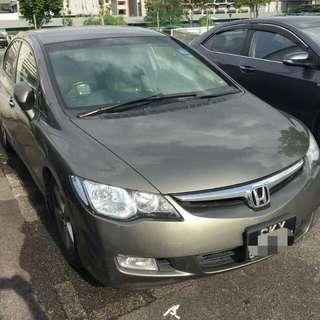 Honda Civic FD 1.8 SG