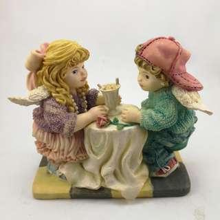 Perfect Little Place #20 Angel Figurine Ceramic Decor