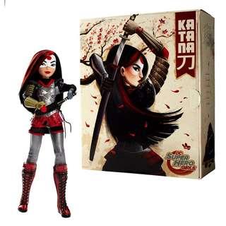 SDCC 2016 Mattel DC Comics™ Super Hero Girls Katana
