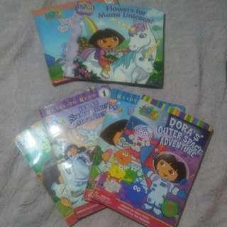 Dora the Explorer Bundle (6 pcs)