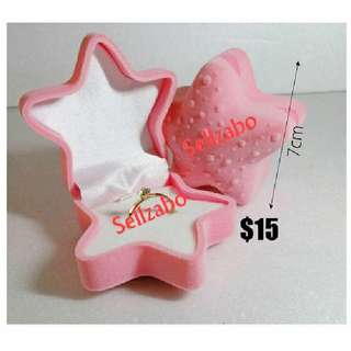 Pink Box : Birthday Marriage Valentine Valentine's Day Gift Presents Girlfriend Wife Wrap Wrapping