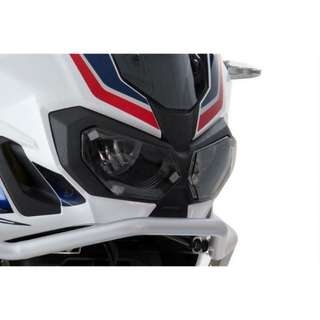 Honda CRF1000L Africa Twin Pyramid Plastics 2-Piece Headlight Protector