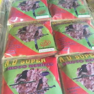 Supplement for ur birds