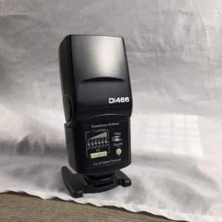 Nissin Di466 Flash for m4/3 or mirrorless