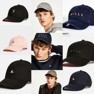 Jackwills cap