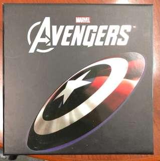 Captain America Shield Power Bank 6800mAh