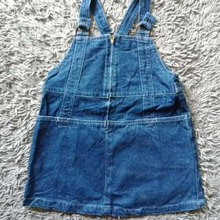 Dress jeans denim anak impor
