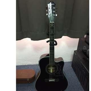"Epiphone Dave Navarro ""Jane"" Electric\Acoustic guitar"