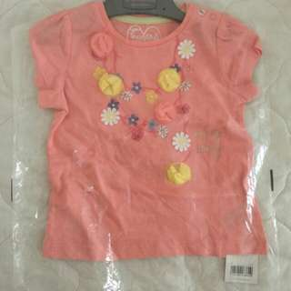 Mother Care Baby Girl Tops