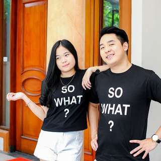 Couple Shirts (So What)