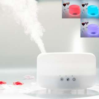 1000ml Large Capacity Essential Oils Aroma Diffuser Air Humidifier Ultrasonic Mist Maker