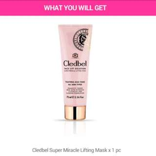 Cledbel Lifting Mask