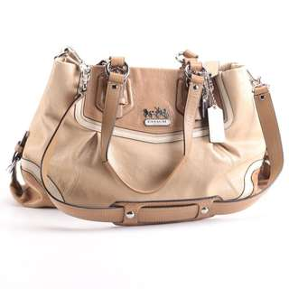 Coach Spectator 100% Leather Satchel ( NEGOTIABLE )