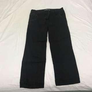 FORECAST three quarter jeans