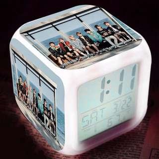 Customized Kpop alarm clock