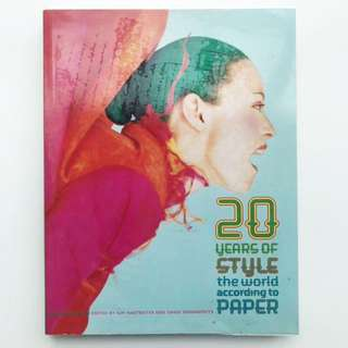 Book: 20 Years Of Style: The World According To Paper
