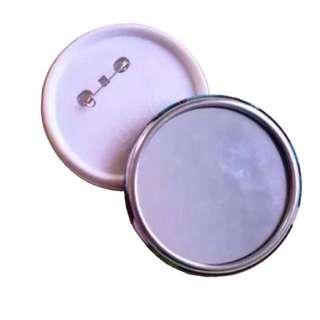 Customized Kpop badge & mirror