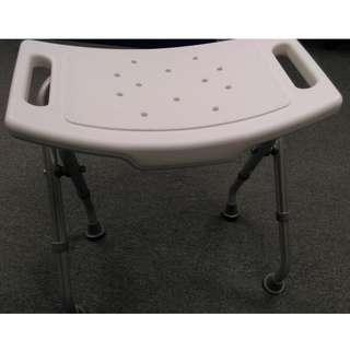 老人用沐浴摺椅     Folding Shower Chair for elderly
