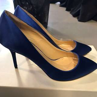 Brand new Charlotte Olympia heels