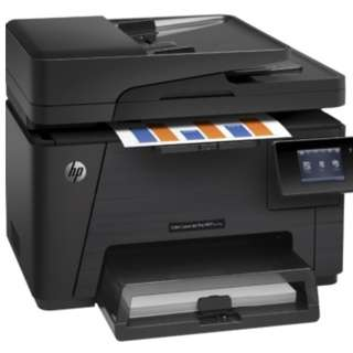 Printer hp color laser jet M177fm & toner :2 black, yellow, red, blue