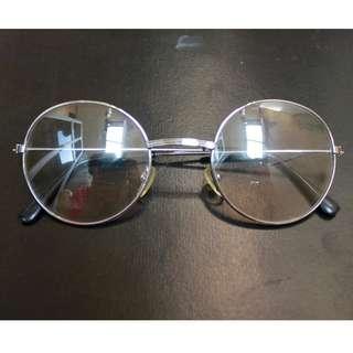 vintage kacamata silver lensa normar