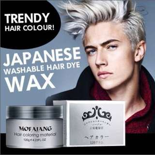 Colour hair Wax - Japanese