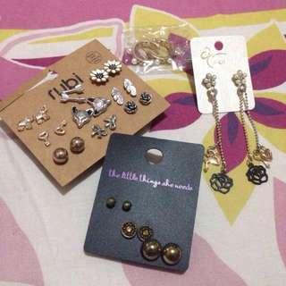 All item Anting / Earrings