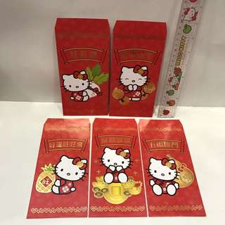 Authentic Hello Kitty ang bao red packet