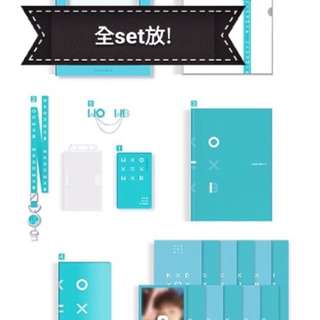 WANNA ONE官方FANCLUB WANNABLE 會員禮