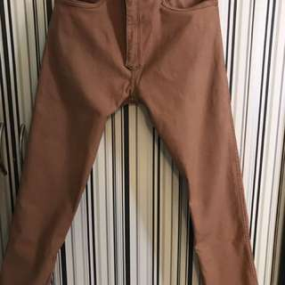 Lee reversible faded pants size 34